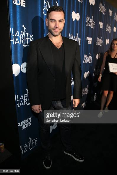 Designer Rubin Singer attends Hilarity for Charity's annual variety show James Franco's Bar Mitzvah benefiting the Alzheimer's Association presented...