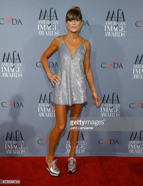 Designer Ruthie Davis attends the 39th annual AAFA American Image Awards at 583 Park Avenue on April 24 2017 in New York City