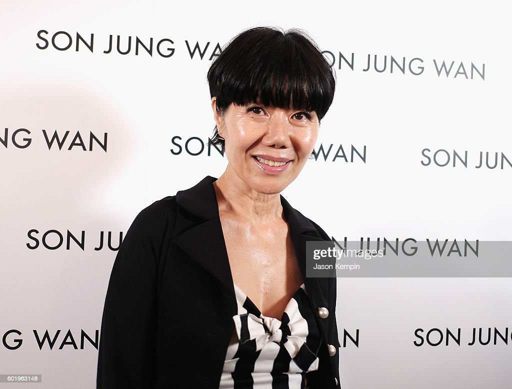 Son Jung Wan - Backstage - September 2016 - New York Fashion Week: The Shows