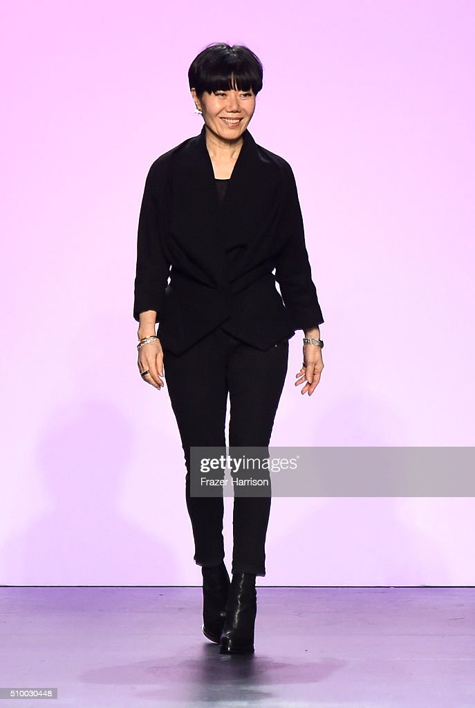 Son Jung Wan - Runway - Fall 2016 New York Fashion Week: The Shows