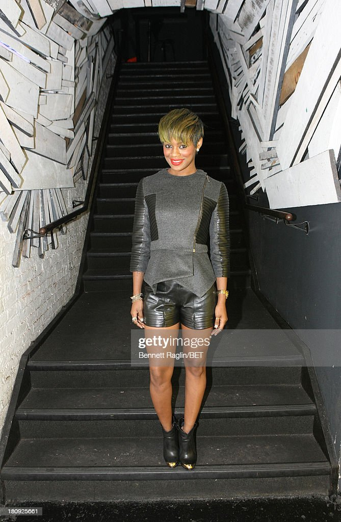 Designer Songia Williams attends 106 & Park On the Road at Tenjune on September 11, 2013 in New York City.