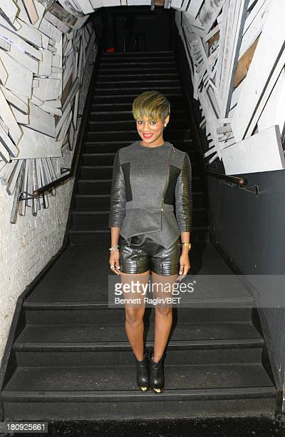 Designer Songia Williams attends 106 Park On the Road at Tenjune on September 11 2013 in New York City