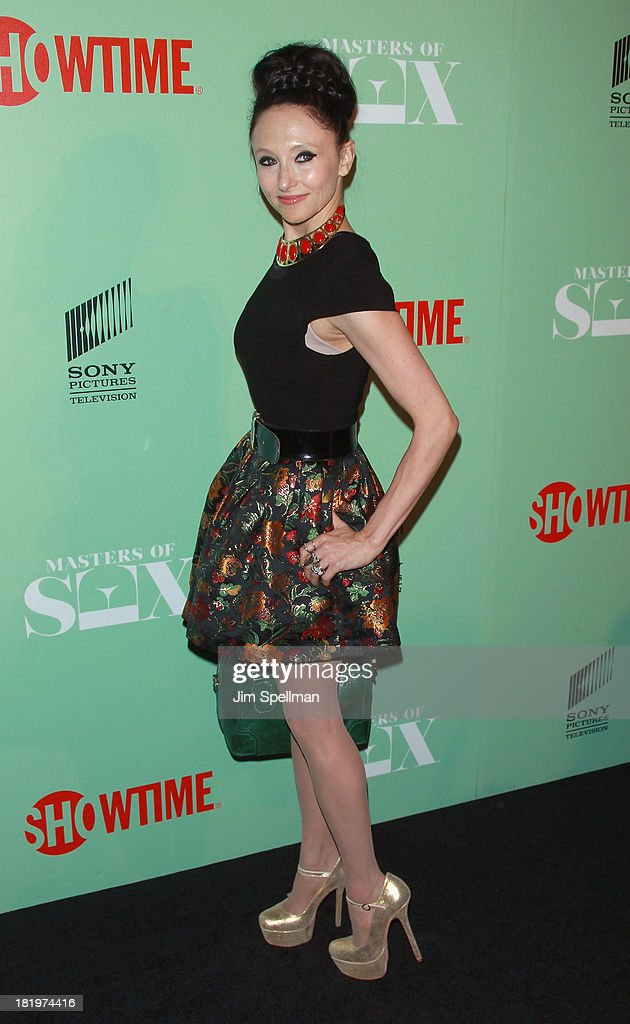 Designer Stacey Bendet Eisner attends 'Masters Of Sex' New York Series Premiere at The Morgan Library & Museum on September 26, 2013 in New York City.