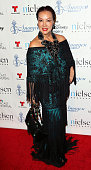 Designer Sue Wong attends the 30th Annual Imagen Awards at the Dorothy Chandler Pavilion on August 21 2015 in Los Angeles California