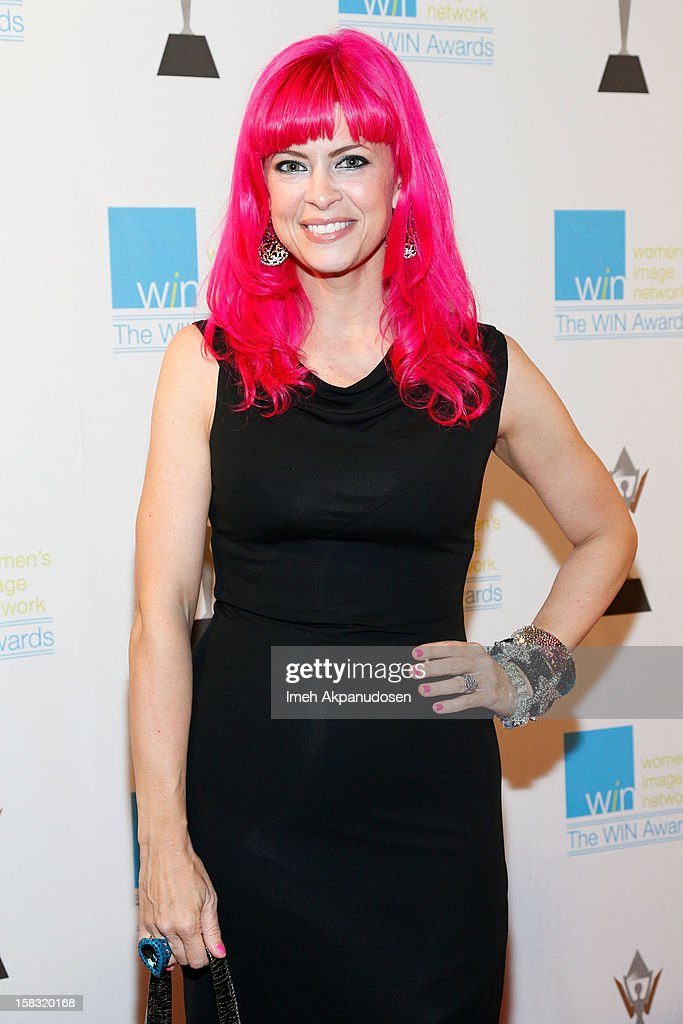 Designer Tarina Tarantino attends the 14th Annual Women's Image Network Awards at Paramount Theater on the Paramount Studios lot on December 12, 2012 in Hollywood, California.