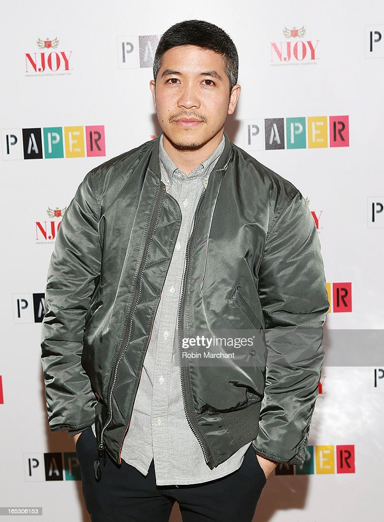Designer Thakoon Panichgul attends Paper Magazine's 16th Annual Beautiful People Party at Top of The Standard Hotel on April 2, 2013 in New York City.