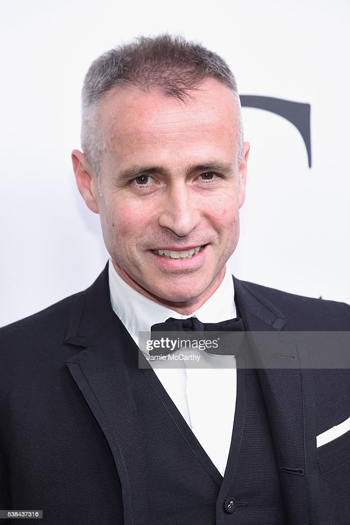 Designer Thom Browne attends the 2016 CFDA Fashion Awards at the Hammerstein Ballroom on June 6 2016 in New York City