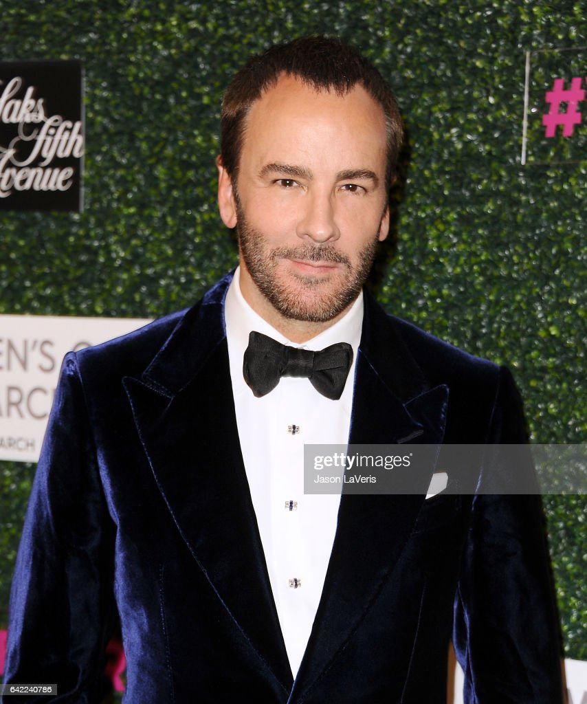 Designer Tom Ford attends An Unforgettable Evening at the Beverly Wilshire Four Seasons Hotel on February 16, 2017 in Beverly Hills, California.