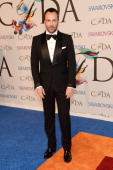 Designer Tom Ford attends the 2014 CFDA fashion awards at Alice Tully Hall Lincoln Center on June 2 2014 in New York City