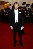 Designer Tom Ford attends the 'Charles James Beyond Fashion' Costume Institute Gala at the Metropolitan Museum of Art on May 5 2014 in New York City
