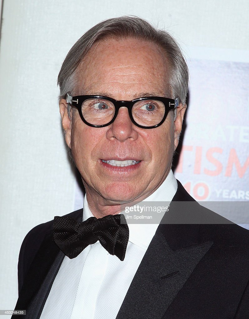 Designer Tommy Hilfiger attends the 2013 Winter Ball For Autism the at Metropolitan Museum of Art on December 2, 2013 in New York City.