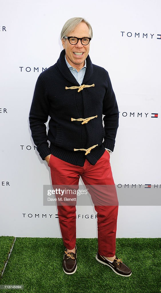 Designer Tommy Hilfiger attends the launch of the new Tommy Hilfiger pop up shop at Tommy Hilfiger 'Prep World' Covent Garden on May 5, 2011 in London, England.