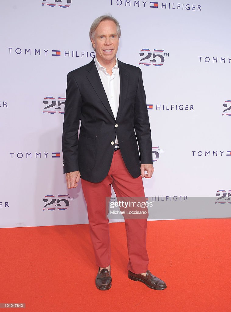 tommy hilfiger celebrates 25th anniversary at the met opera arrivals getty images. Black Bedroom Furniture Sets. Home Design Ideas