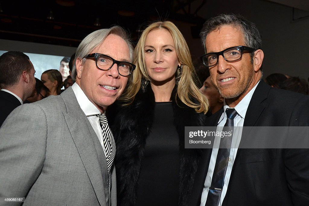 Designer Tommy Hilfiger from left his wife Dee Ocleppo and designer Kenneth Cole attend the Council of Fashion Designers of America/Vogue Fashion...