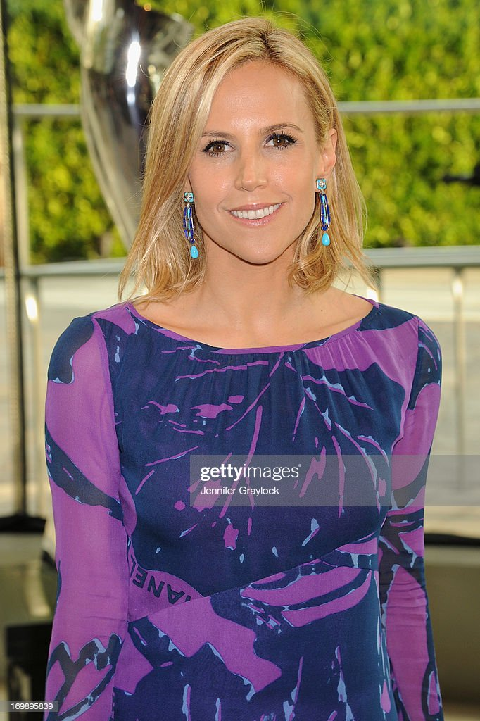 Designer Tory Burch attends 2013 CFDA FASHION AWARDS underwritten by Swarovski at Lincoln Center on June 3, 2013 in New York City.