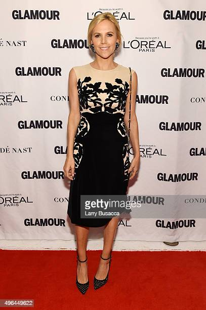 Designer Tory Burch attends 2015 Glamour Women Of The Year Awards at Carnegie Hall on November 9 2015 in New York City