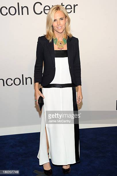 Designer Tory Burch attends an evening with Ralph Lauren hosted by Oprah Winfrey and presented at Lincoln Center on October 24 2011 in New York City