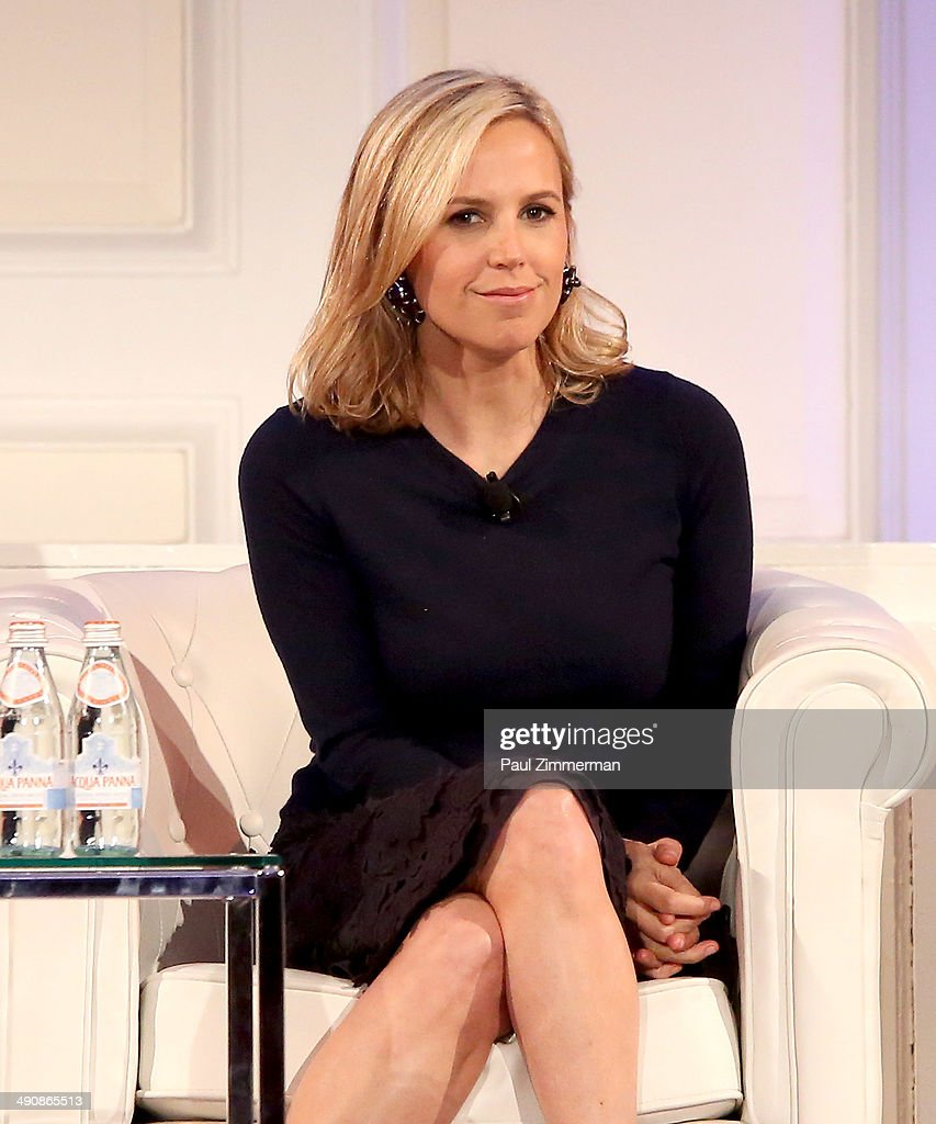 Designer Tory Burch attends Forbes Women's Summit:The Entrepreneurship of Everything at 583 Park Avenue on May 15, 2014 in New York City.