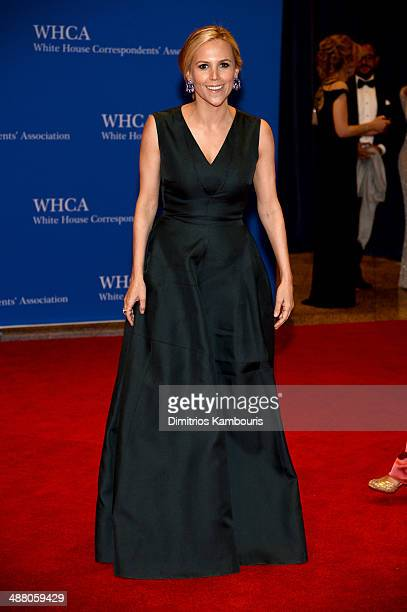 Designer Tory Burch attends the 100th Annual White House Correspondents' Association Dinner at the Washington Hilton on May 3 2014 in Washington DC