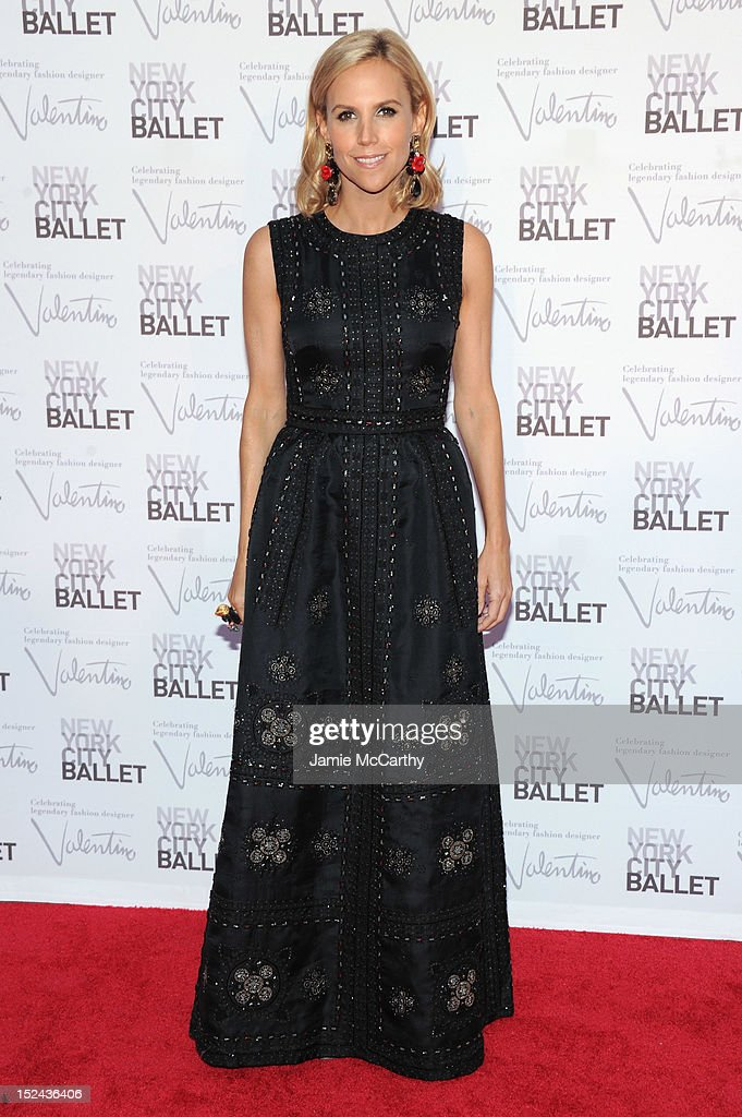 Designer Tory Burch attends the 2012 New York City Ballet Fall Gala at the David H. Koch Theater, Lincoln Center on September 20, 2012 in New York City.