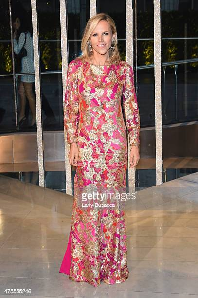 Designer Tory Burch attends the 2015 CFDA Fashion Awards at Alice Tully Hall at Lincoln Center on June 1 2015 in New York City