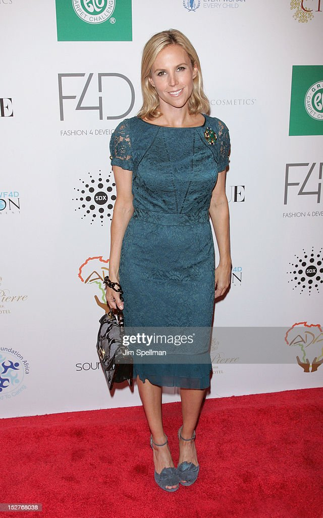 Designer Tory Burch attends the 2nd Annual Fashion 4 Development First Ladies Luncheon at The Pierre Hotel on September 25, 2012 in New York City.