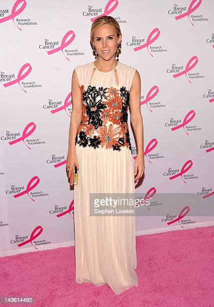 Designer Tory Burch attends The Breast Cancer Research Foundation's 'Hot Pink Party' at The Waldorf=Astoria on April 30 2012 in New York City