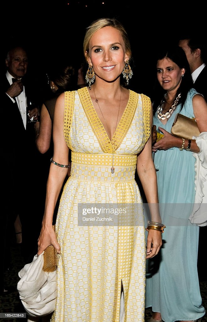Designer Tory Burch attends the Lenox Hill Neighborhood House Spring Gala Benefit at Cipriani 42nd Street on April 3, 2013 in New York City.