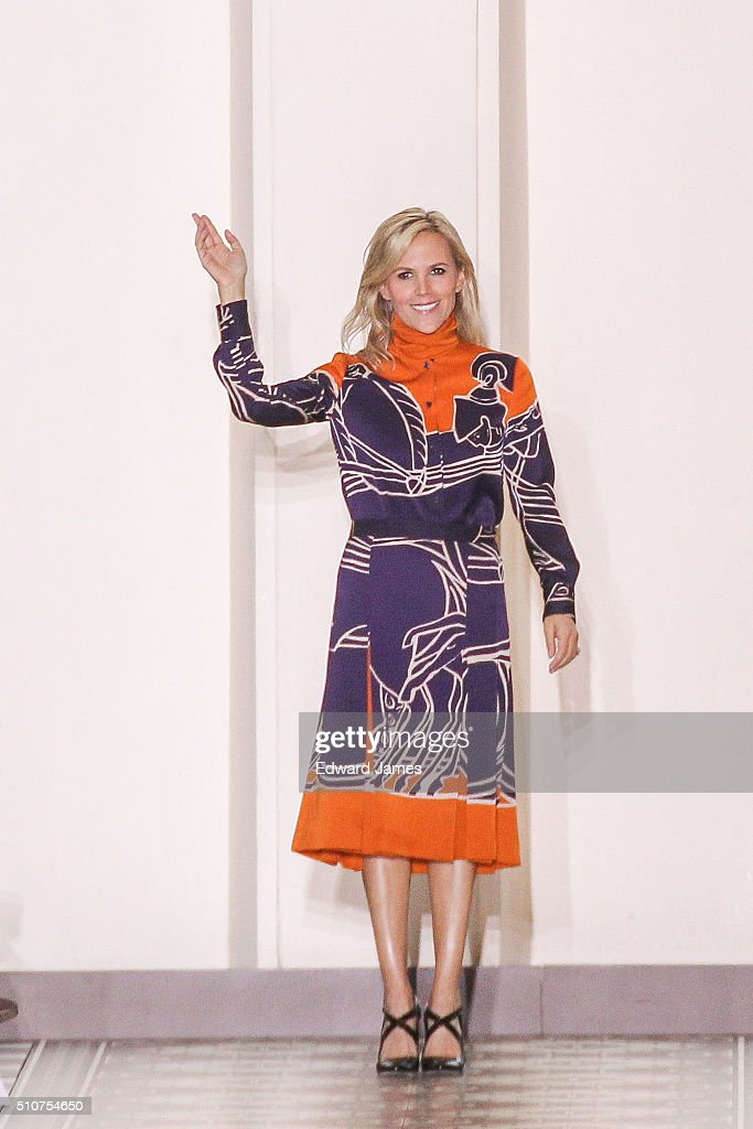 tory burch runway fall 2016 new york fashion week