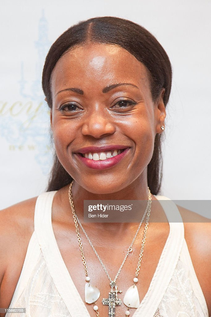 Designer Tracey Reese attends the 5 year anniversary of the Tracy Reese Flagship Store on June 8, 2011 in New York City.
