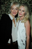 Designer Vanessa Bruno and actress Kate Bosworth attend Vanessa Bruno Celebrates One Year Anniversary In Los Angelesat Lucques Restaurant on November...