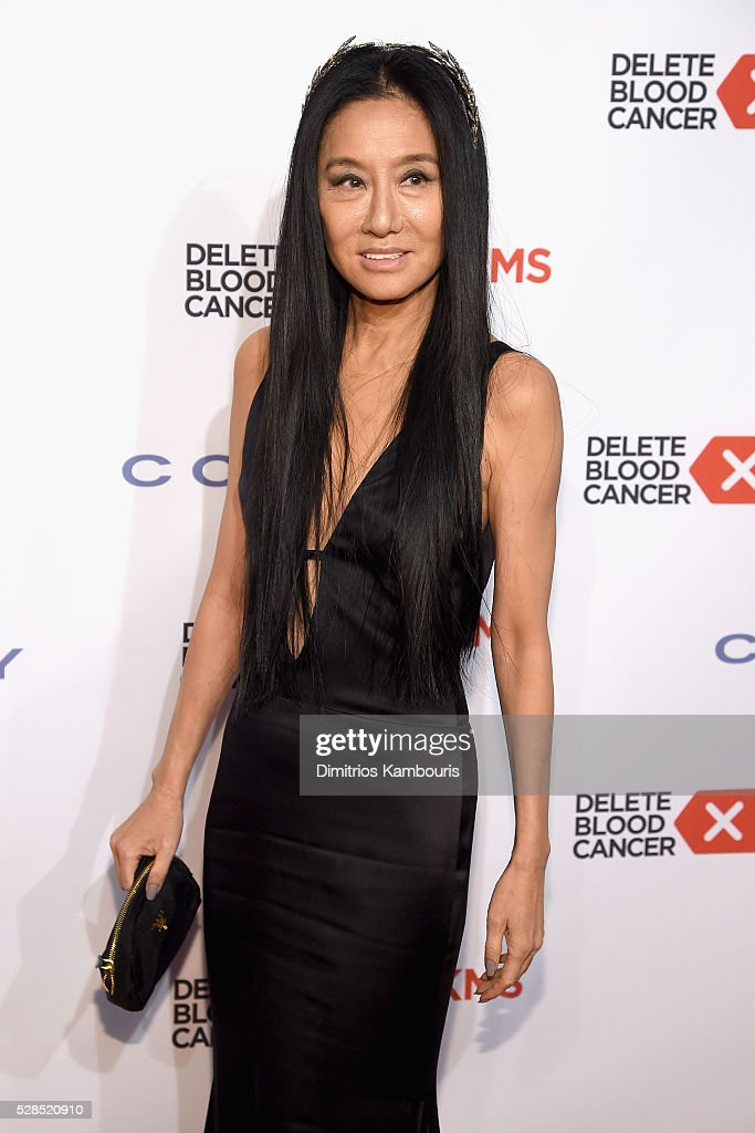 Designer Vera Wang attends the 10th Annual Delete Blood Cancer DKMS Gala at Cipriani Wall Street on May 5, 2016 in New York City.