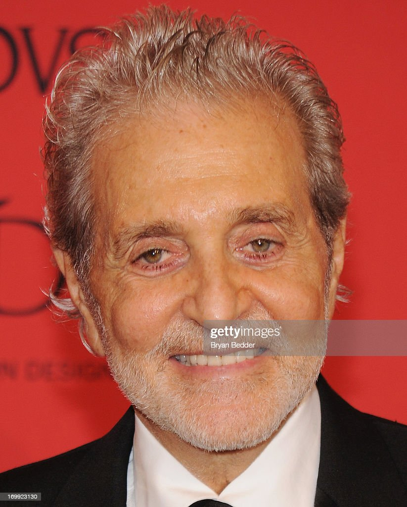 Designer Vince Camuto attends 2013 CFDA FASHION AWARDS Underwritten By Swarovski - Red Carpet Arrivals at Lincoln Center on June 3, 2013 in New York City.