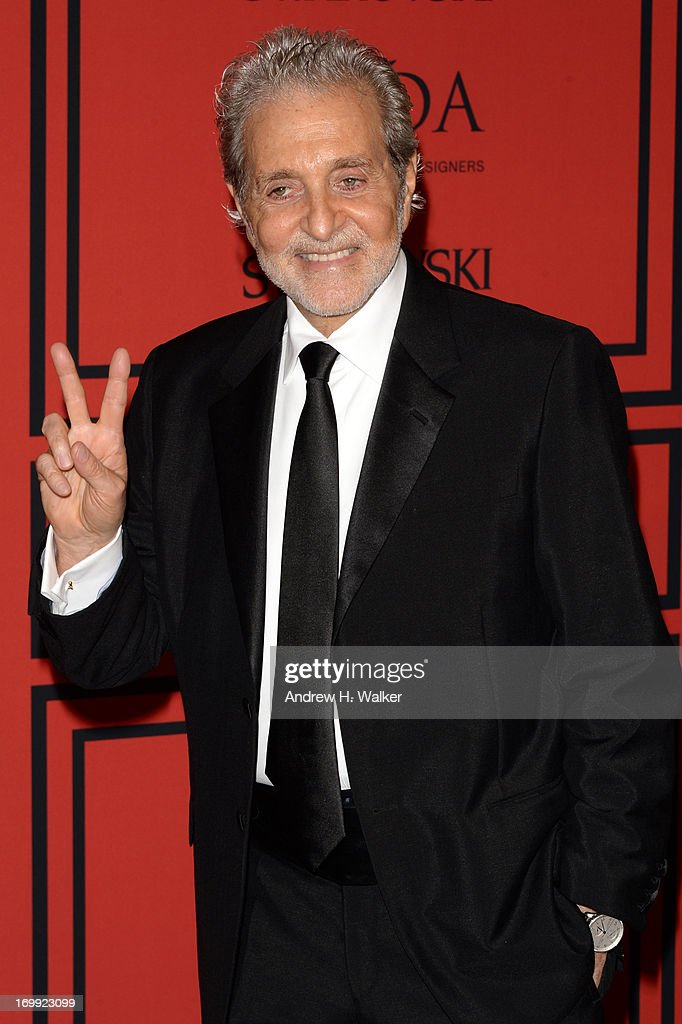 Designer Vince Camuto attends the 2013 CFDA Fashion Awards on June 3, 2013 in New York, United States.