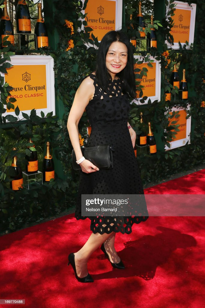 Designer Vivienne Tan attends the sixth annual Veuve Clicquot Polo Classic on June 1, 2013 in Jersey City.