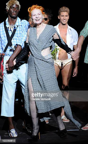 Vivienne Westwood Fashion Designer Stock Photos and ...