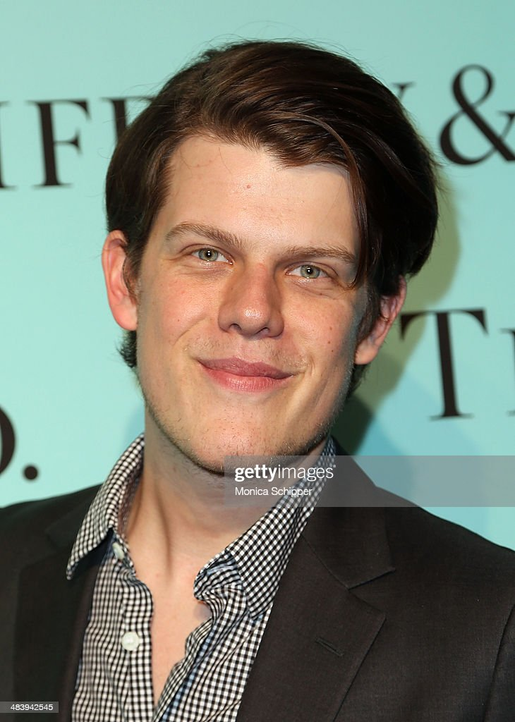 Designer Wes Gordon attends the 2014 Tiffany's Blue Book Gala at the Guggenheim Museum on April 10 2014 in New York City