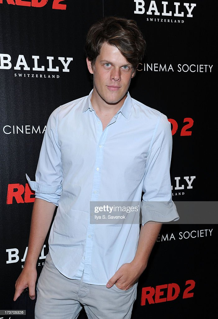 Designer Wes Gordon attends The Cinema Society And Bally Host A Screening Of Summit Entertainment's 'Red 2' at The Museum of Modern Art on July 16, 2013 in New York City.
