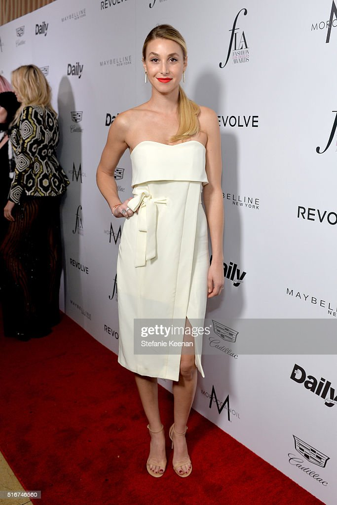 """The Daily Front Row """"Fashion Los Angeles Awards"""" 2016 - Red Carpet"""