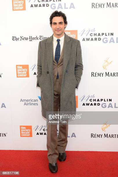 Designer Zac Posen attends the 44th Chaplin Award Gala at David H Koch Theater at Lincoln Center on May 8 2017 in New York City
