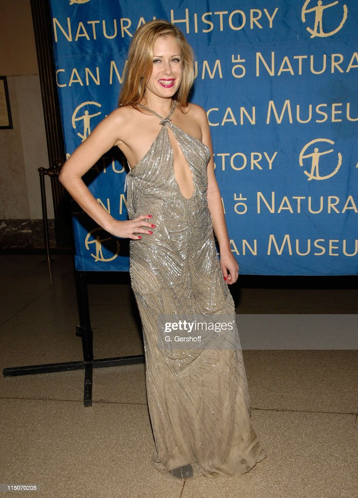 Designer/actress Tara Subkoff arrives to the American Museum of Natural History Winter's Dance at the American Museum of Natural History on March 11...