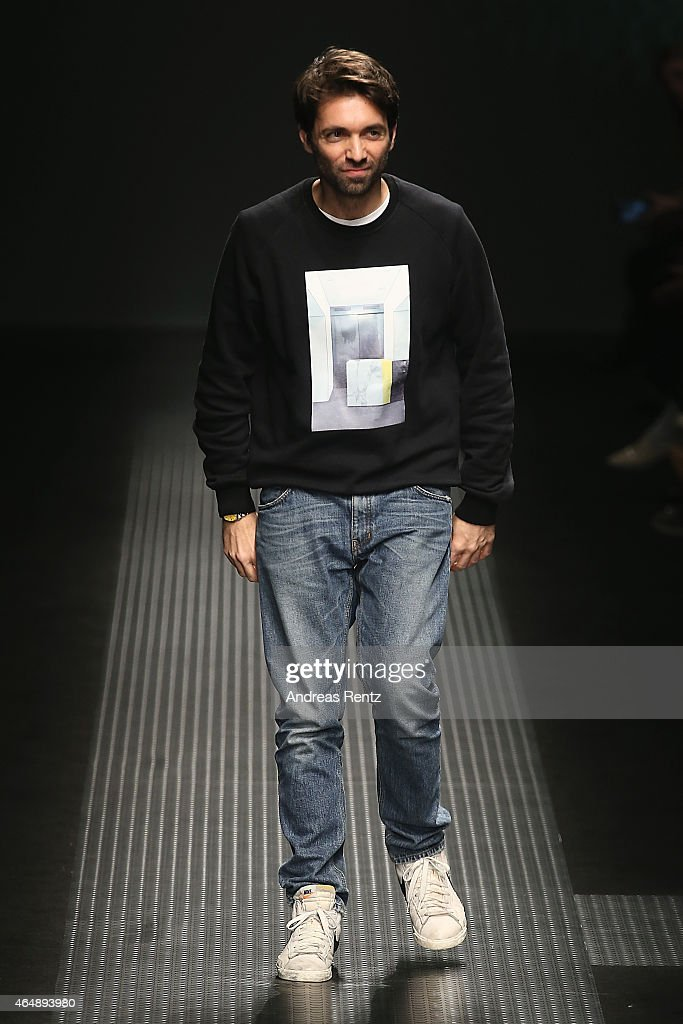 Msgm runway runway close ups mfw getty images for Massimo giorgetti msgm