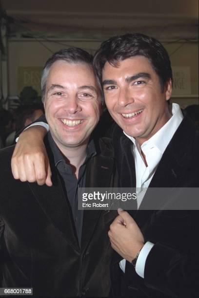 Designers Olivier Lapidus and St{phane Rolland