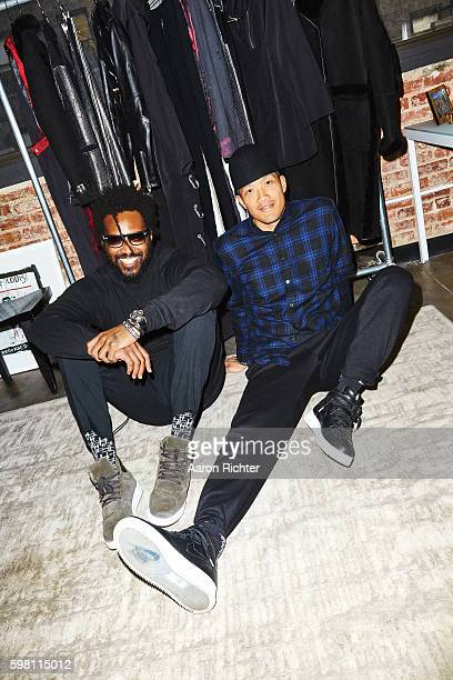 Designers Public School are photographed for Surface Magazine on March 3 2016 in New York City PUBLISHED IMAGE ON EMBARGO UNTIL OCTOBER 1 2016