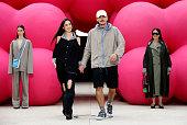 Victoria/Tomas : Runway - Paris Fashion Week -...