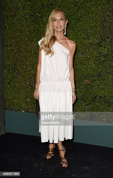 Designer/stylist Rachel Zoe attends Claiborne Swanson Frank's Young Hollywood book launch hosted by Michael Kors at Private Residence on October 2...