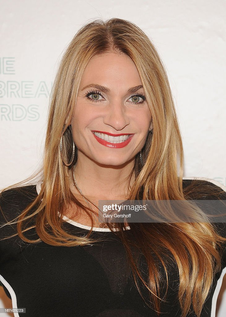 Designer/TV personality Heather Thomson attends the Housing Works Groundbreaker Awards at Metropolitan Pavilion on April 24, 2013 in New York City.