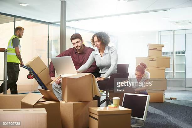 Diseñar el espacio interior de oficina