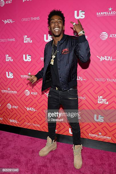 Desiigner attends Us Weekly's Most Stylish New Yorkers 2016 at Vandal on September 13 2016 in New York City