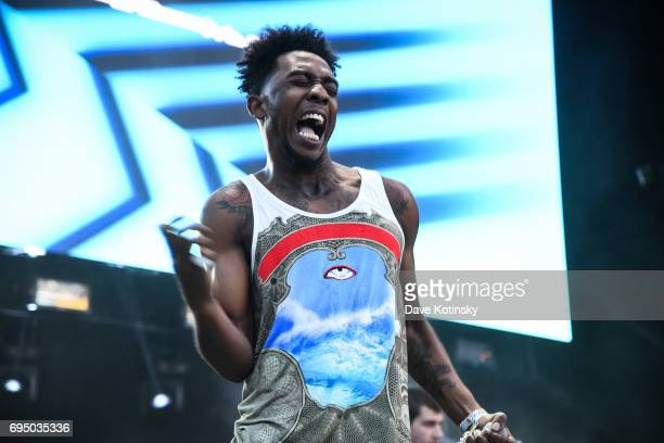 Desiigner performs at HOT 97 Summer Jam 2017 at MetLife Stadium on June 11 2017 in East Rutherford New Jersey